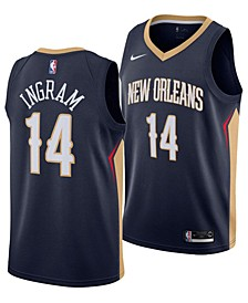 Men's Brandon Ingram New Orleans Pelicans Icon Swingman Jersey