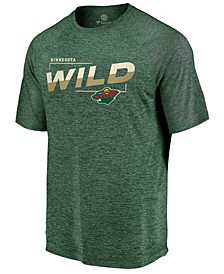 Men's Minnesota Wild Amazement T-Shirt