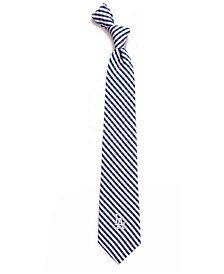Los Angeles Dodgers Poly Gingham Tie