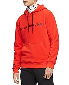 Men's Fleece Logo Hoodie