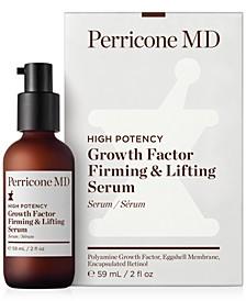 High Potency Growth Factor Firming & Lifting Serum
