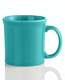 Fiesta 12-oz. Turquoise Java Mug