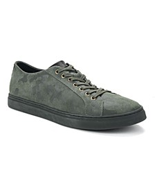 Men's Oliver Camo Lace Up Sneaker