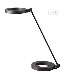 1 Light Compact LED Desk Lamp