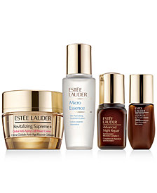 Estée Lauder Limited Edition 4-Pc. Power Nap Facial Repair + Rehydrate Essentials Set