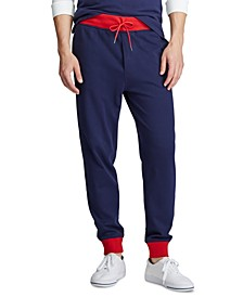 Men's Cotton Interlock Track Pants