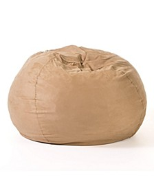 5ft Suede Bean Bag