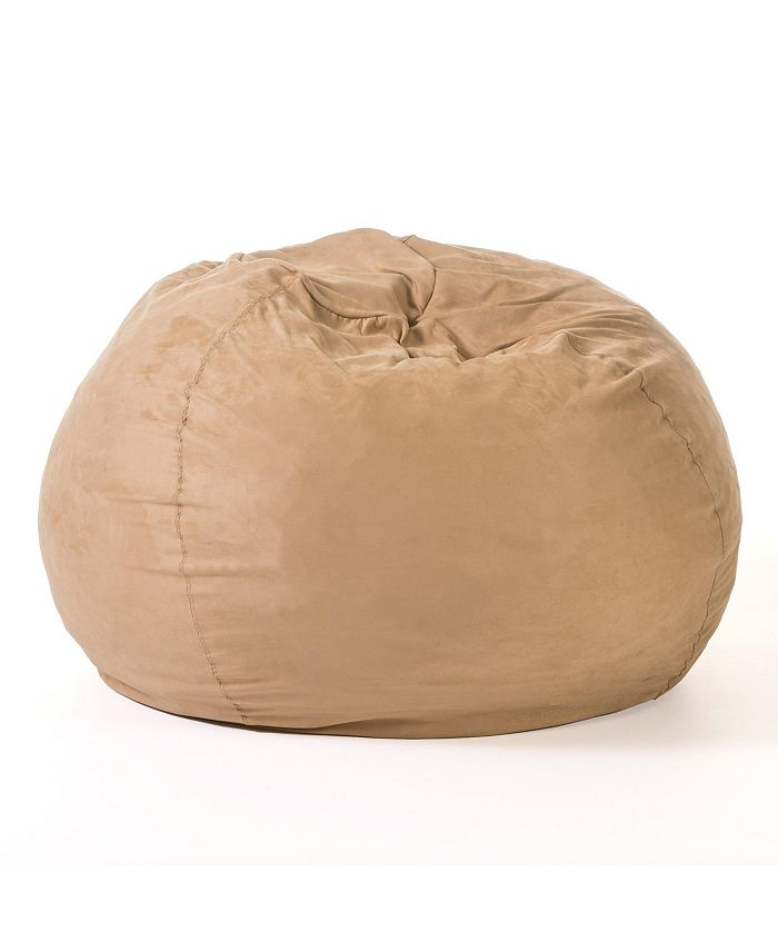 Noble House - 5ft Suede Bean Bag