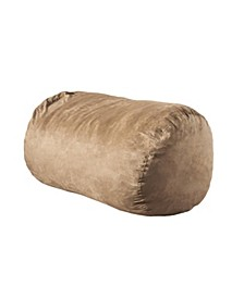 6.5ft Suede Bean Bag