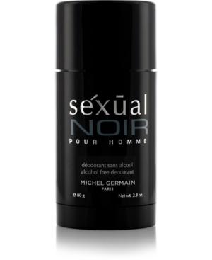 Men's Sexual Noir Pour Homme Deodorant