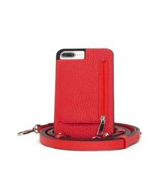 Crossbody iPhone Plus Case with Strap Wallet