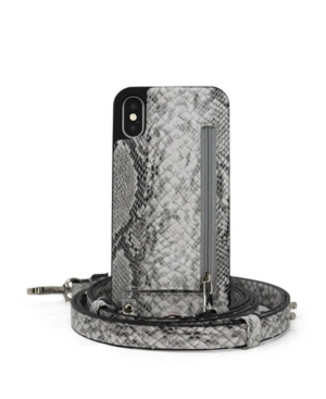 Crossbody X or Xs IPhone Case with Strap Wallet