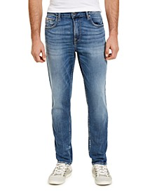 Men's Athletic Tapered Jeans