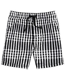 Toddler Boys Gingham Shorts, Created For Macy's