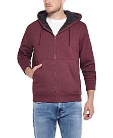 Men's Fleece Lined Hoodie