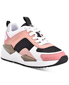 Women's Typical Lace Up Sneakers