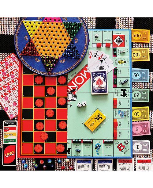 Springbok Board Games 500 Piece Jigsaw Puzzle