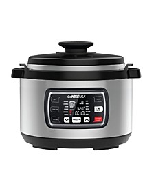 9.5 Quart Ovate Series Pressure Cooker with Accessories