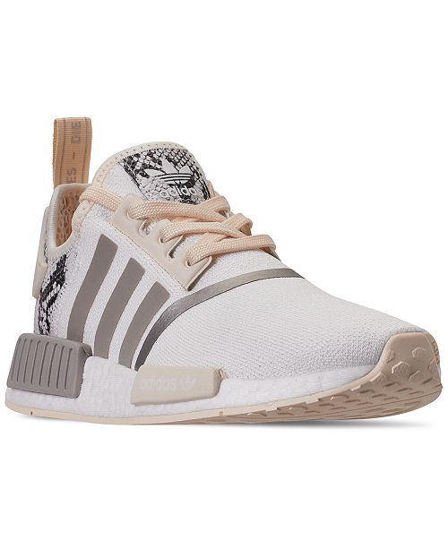 Adidas Women S Nmd R1 Casual Sneakers From Finish Line