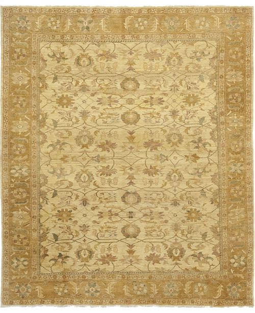 """Timeless Rug Designs CLOSEOUT! One of a Kind OOAK159 Flax 9' x 10'5"""" Area Rug"""