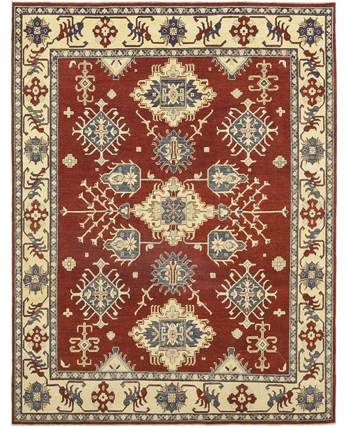 """Timeless Rug Designs CLOSEOUT! One of a Kind OOAK219 Sienna 8'5"""" x 10'10"""" Area Rug"""