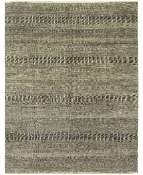 "Timeless Rug Designs CLOSEOUT! One of a Kind OOAK262 Sage 7'9"" x 9'10"" Area Rug"