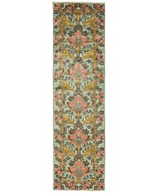 "CLOSEOUT! One of a Kind OOAK866 Mint 2'7"" x 9'8"" Runner Rug"