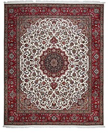 """CLOSEOUT! One of a Kind OOAK2673 Red 8'2"""" x 9'10"""" Area Rug"""