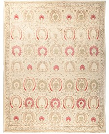 """CLOSEOUT! One of a Kind OOAK2902 Cream 9'1"""" x 11'7"""" Area Rug"""