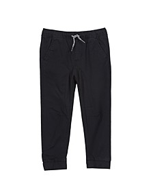 Toddler, Little and Big Boys Logan Cuffed Pant