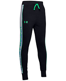 Under Armour Big Boys Rival Terry Pants