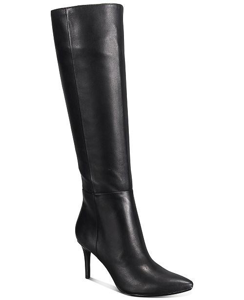 Calvin Klein Women's Karon Nappa Boots