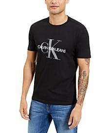 Men's Monogram Logo Graphic T-Shirt