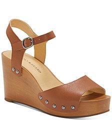 Lucky Brand Women's Zashti Wedge Sandals