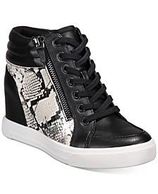 Women's Kaia Wedge Sneakers