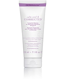 Calm Cool & Corrected Tranquility Cleanser For Seborrheic Dermatitis & Dandruff, 7.1-oz.