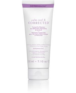 Calm Cool & Corrected Tranquility Cleanser For Seborrheic Dermatitis & Dandruff
