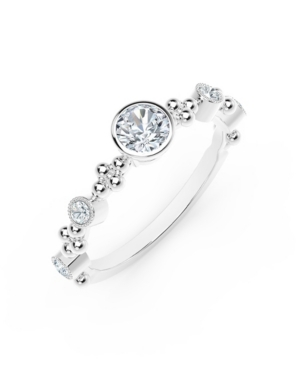 Forevermark Tribute Collection Diamond (1/3 ct. t.w.) Ring in 18k Rose