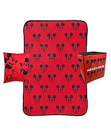 Mickey Mouse 3pc Storage Set