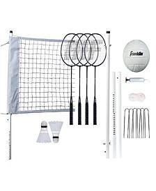 Professional Badminton Volleyball Set