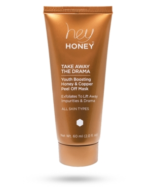 Take Away The Drama Youth Boosting Honey and Copper Peel Off Mask