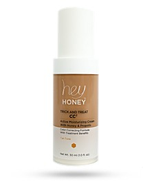 Trick and Treat CC2 Cream Active Moisturizing Color Correcting Cream with Honey and Propolis, 30 ml