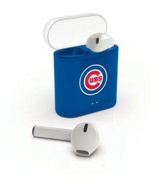 Prime Brands Chicago Cubs Wireless Earbuds