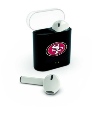 Prime Brands San Francisco 49ers Wireless Earbuds