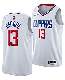 Men's Paul George Los Angeles Clippers Association Swingman Jersey