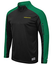 Men's Oregon Ducks Promo Quarter-Zip Pullover
