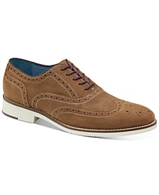 Men's Watkins Wingtip Oxfords