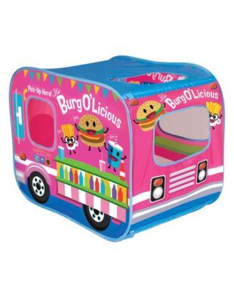 Banzai My Little Food Truck Play Tent