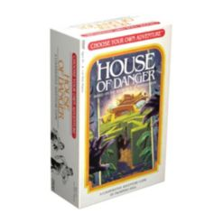 Asmodee Editions Choose Your Own Adventure- House Of Danger