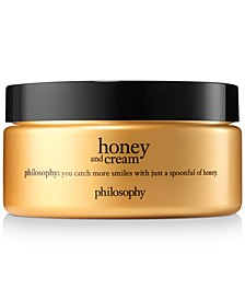 philosophy Honey and Cream Body Soufflé 4 oz – only $10 with select philosophy purity purchases!